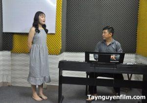 khóa học ca sĩ