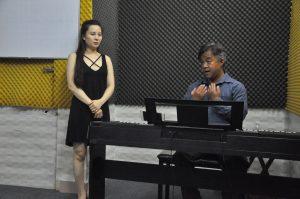 khóa học thanh nhạc