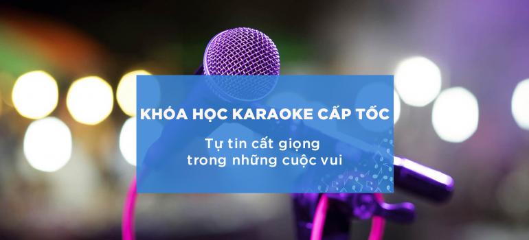 địa chỉ học hát karaoke tại quận 1