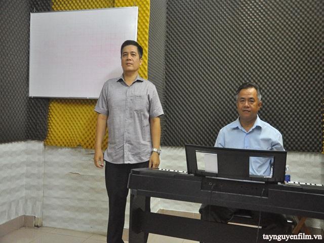 địa chỉ luyện thi tiếng hát mãi xanh