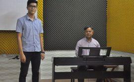 khai giảng khóa học thanh nhạc chuyên nghiệp