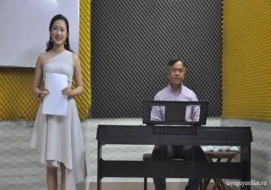 khai giảng khóa học thanh nhạc cấp tốc