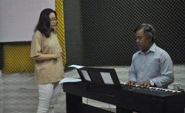 khai giảng lớp đào tạo ca sĩ