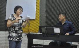 Khai giảng Khóa học hát Karaoke