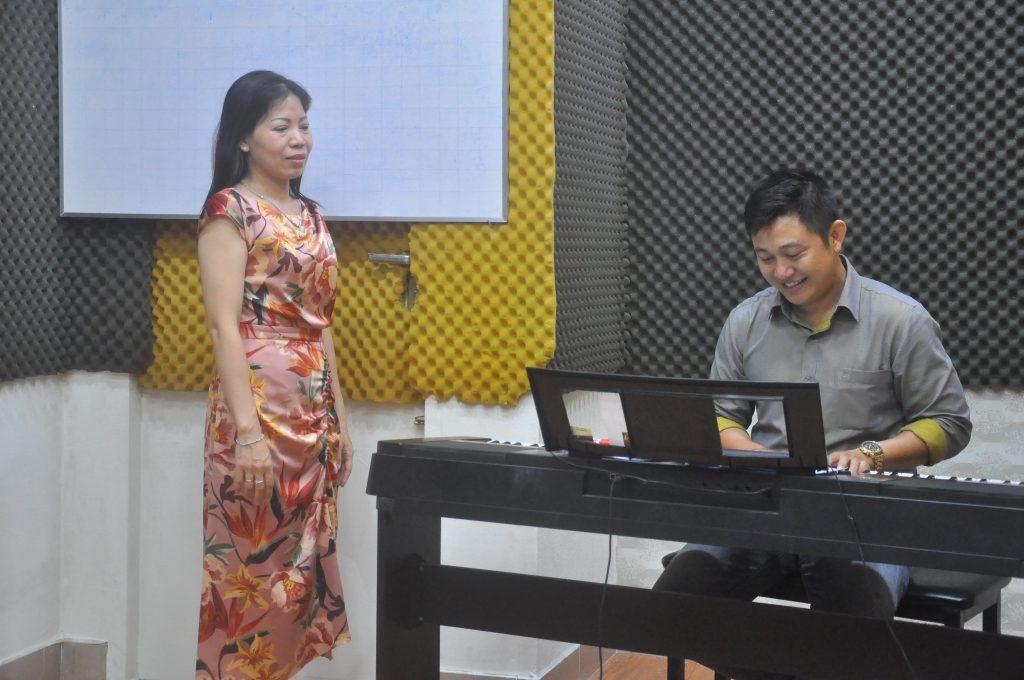 dạy thanh nhạc tại TPHCM